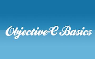 Objective c basics