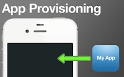 App provisioning poster
