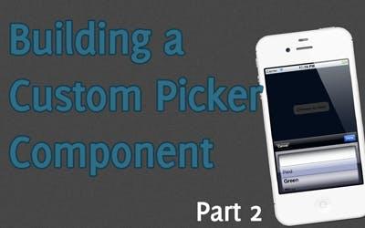 Custom picker part 2 poster@2x