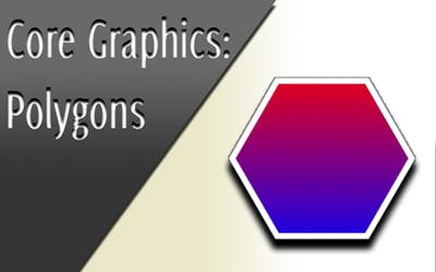 033 core graphics polygons poster@2x