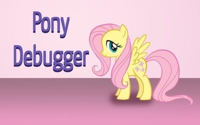 054 pony debugger poster@2x
